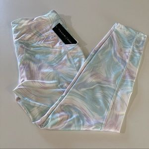 Tahari sport leggings size large new